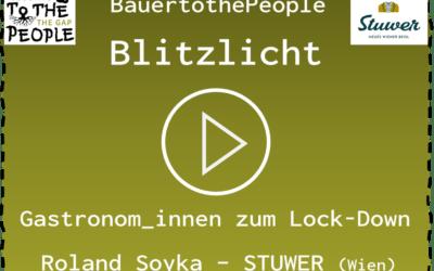 B2P-Blitzlicht | Wirten zum Lock-Down