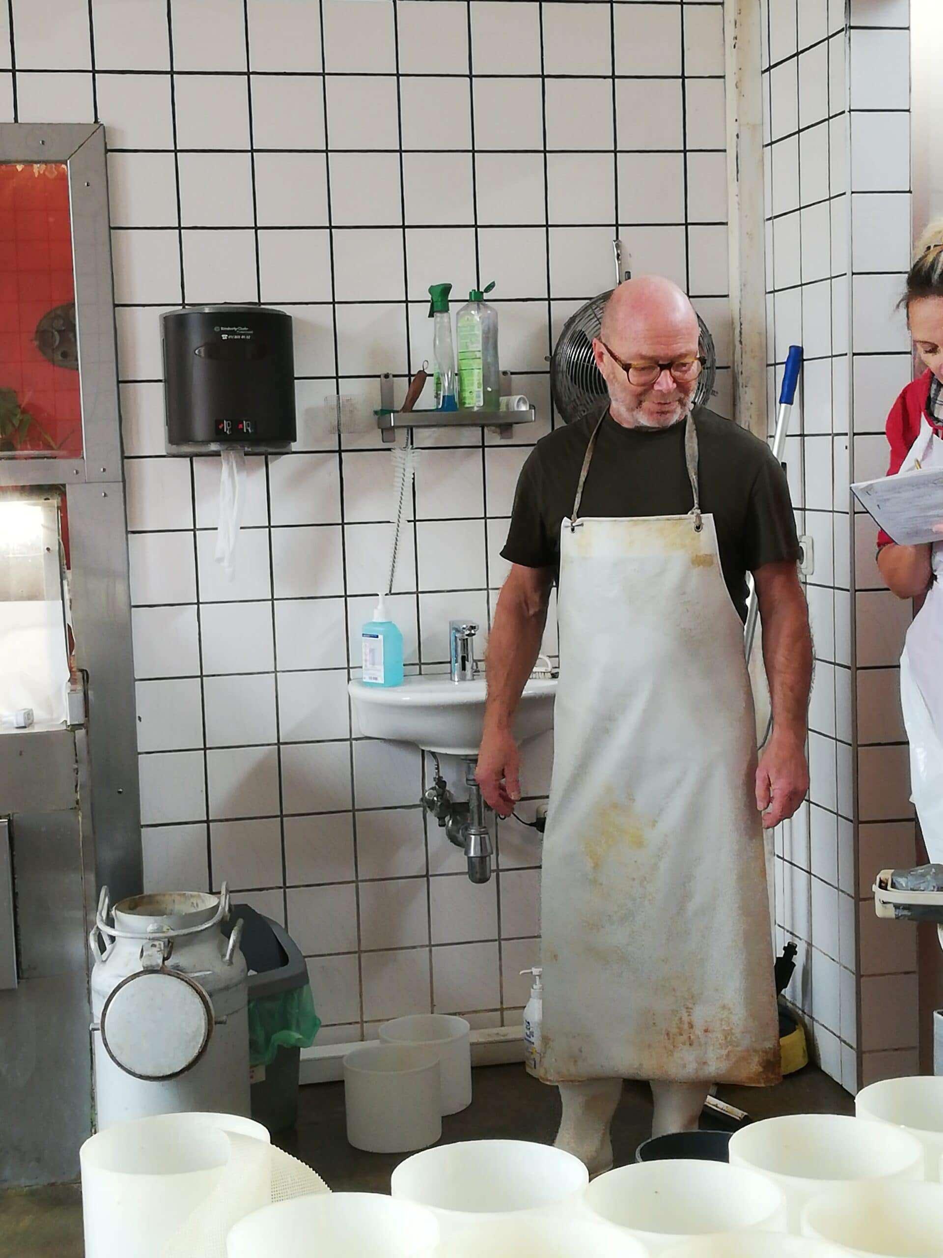 Foto - Robert und der Rohmilchkäse