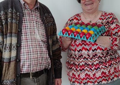 Franz und Maria Schrall - Martins Eltern