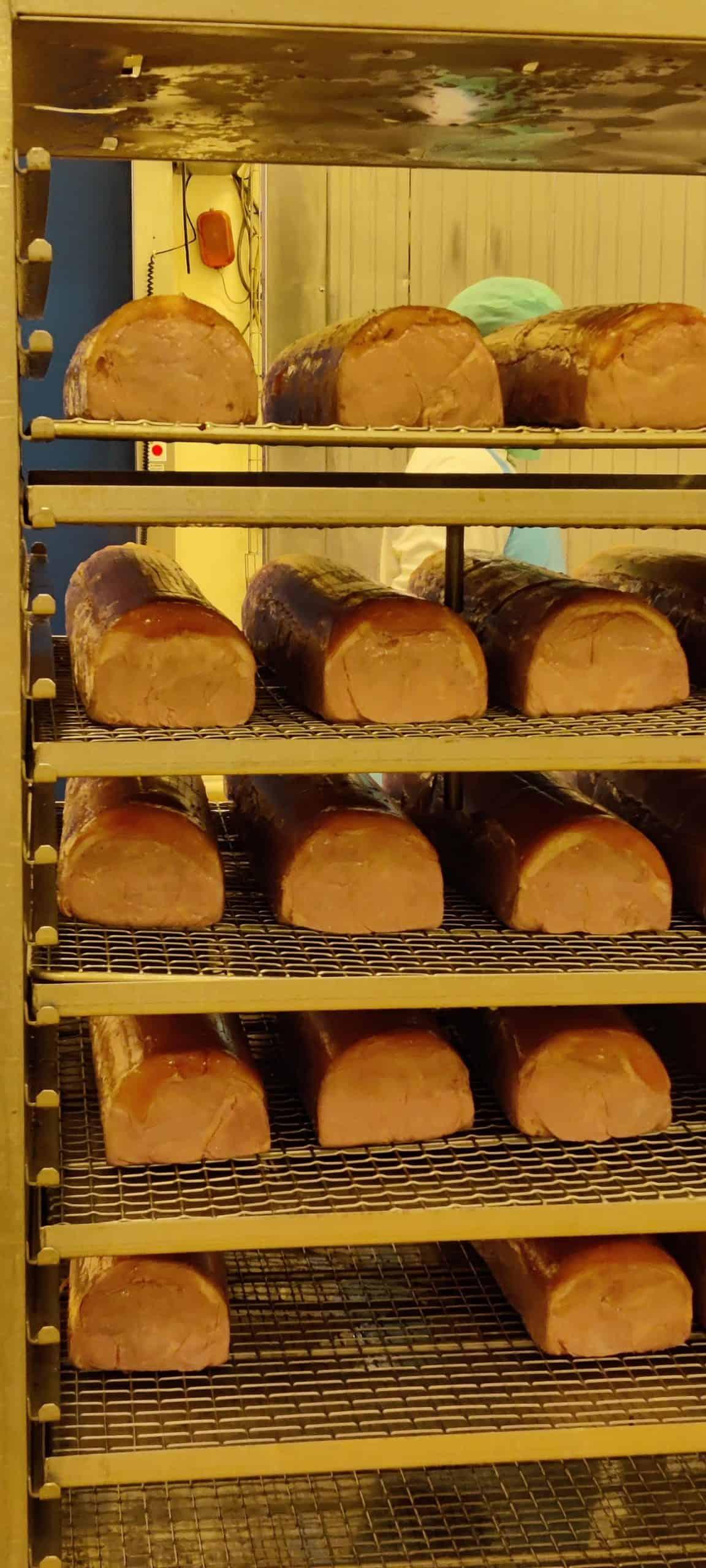 Backofenschinken gekocht bei Berger Schinken