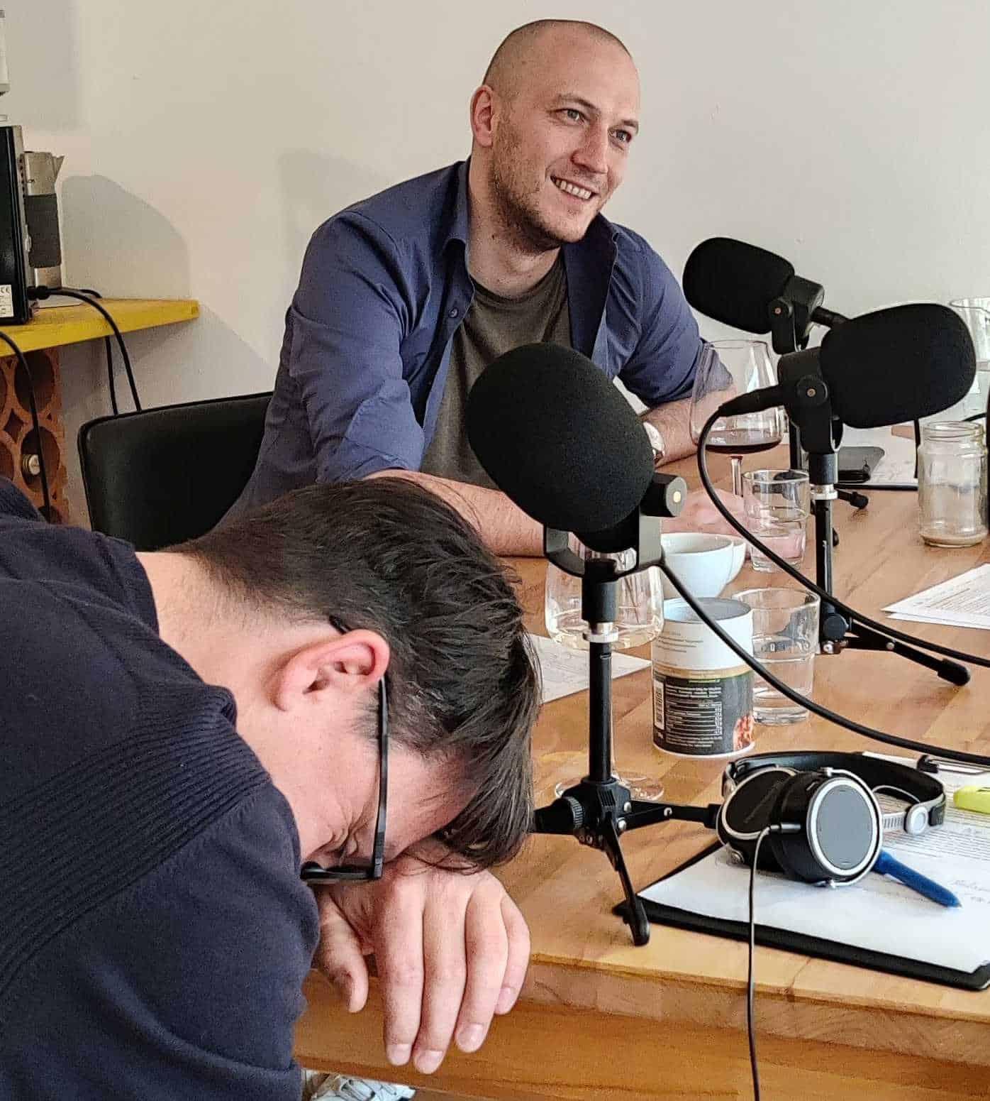 Podcast mit Christian Dürnberger ))